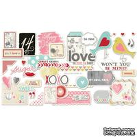 Высечки Fancy Pants - Be.Loved Ephemera Pack