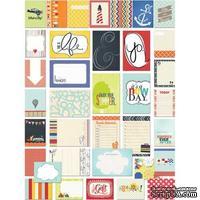Карточки для журналинга Fancy Pants - Nautical Brag Cards
