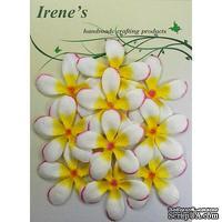 Жасмин, размер упаковки: 12х16,7 см, цвет: розовый/желтый/белый,  10 шт.