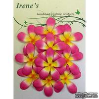 Жасмин, размер упаковки: 12х16,7 см, цвет: желтый/белый/розовый,  10 шт.