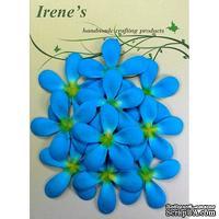 Жасмин, размер упаковки: 12х16,7 см, цвет: голубой/желтый,  10 шт.
