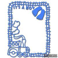 Лезвие Crafty Ann Frame It's a Boy