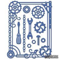 Лезвие Crafty Ann - Frame (Steampunk)