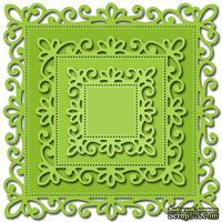 Лезвие Crafty Ann - Square Frames Set