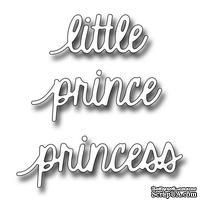 Лезвие Frantic Stamper - Precision Die - Little Prince Princess