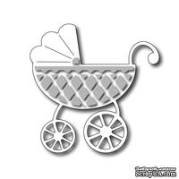 Лезвие Frantic Stamper - Cutting Die - Baby Pram - Детская коляска