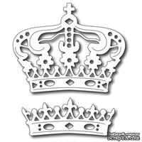 Лезвие Frantic Stamper - Precision Die - Majestic Crowns - Короны