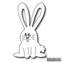Лезвие Frantic Stamper - Precision Die - Funny Bunny - ScrapUA.com