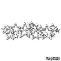 Лезвие Frantic Stamper - Precision Die - Star Border
