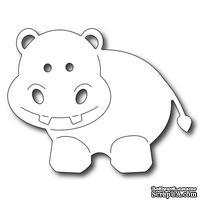 Лезвие Frantic Stamper - Precision Die - Baby Hippo