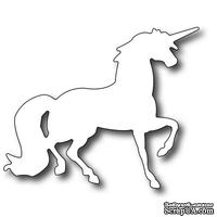 Лезвие Frantic Stamper - Precision Die - Prancing Unicorn - Единорог