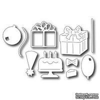 Лезвие Frantic Stamper - Precision Die - Birthday Icons
