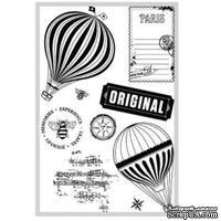 Акриловые штампы Farm House - Fair Skies Stamps - Dusk