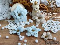 Набор цветов Freetany Flowers – Снегопад