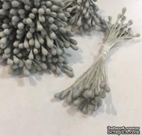Тычинки, цвет серый, диаметр 1.5 мм, 50 шт.