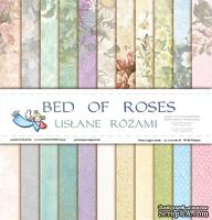 Набор бумаги от Galeria Papieru - Uslane Rozami II - bloczek