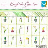 Набор скрапбумаги GCD Studios -English Garden - 12 двусторонних листов, размер: 30x30 см