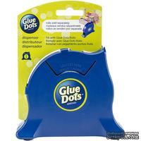 Настольный клеевой диспенсер Glue Dots - Desktop Roll Dispenser - Navy