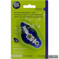 Заправка для двустороннего клеевого диспенсера Glue Dots - Permanent GlueTape, 8.4 мм, 22 м