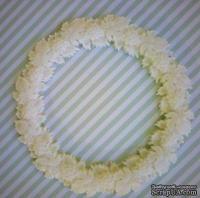 Гибкие пластиковые фигурки - Рамка круглая №1, диаметр 6,5 см