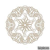 Пластины для фольгирования от Spellbinders - Elegant Circle