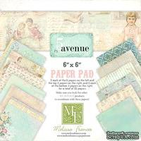 Набор бумаги Avenue от Melissa Frances - 15x15 см