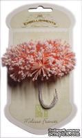 Украшение цветущая веточка от Melissa Frances - Pink Spring Sprung Flowers.Веточка - цветочек состоит из 10 стеблей.Размер в длину: 8 см