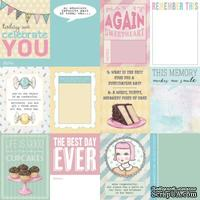 "Карточки от Melissa Frances - ""Sweet Life"" Journal Cards, 24 шт."