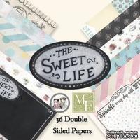 Набор бумаги от Melissa Frances - Sweet Life, 15х15 см