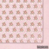 Двусторонний лист бумаги от Galeria Papieru - Little Women 02, 30x30 - ScrapUA.com
