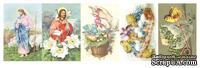 Лист с картинками от Galeria Papieru - Wielkanoc 2, 30,5х10см - ScrapUA.com