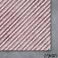 Лист двусторонней скрапбукинга от Galeria Papieru - Ukryte pragnienia 02, 30,5 х 30,5 см - ScrapUA.com