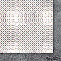 Лист двусторонней скрапбукинга от Galeria Papieru - Ukryte pragnienia 04, 30,5 х 30,5 см