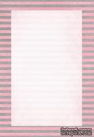 Лист двусторонней скрапбукинга от Galeria Papieru - UP 3, 10 х 14,5 см