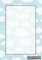Двусторонняя бумага скрапбукинга от Galeria Papieru - LT 1, 10 x 14,5 см