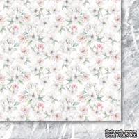 Двусторонний лист от Galeria Papieru - Райская яблоня 01,30,5х30,5 см