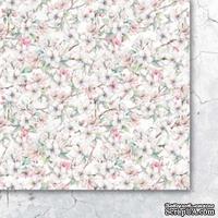 Двусторонний лист от Galeria Papieru - Райская яблоня 03,30,5х30,5 см - ScrapUA.com