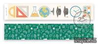 Лист двусторонней скрапбумаги от Galeria Papieru - Школьный бар 03,30,5х30,5 см