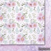 Лист двусторонней скрапбумаги от Galeria Papieru - Мимолетные моменты 04,30,5х30,5 см