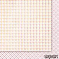 Двусторонний лист бумаги от Galeria Papieru  - Wet Paint - Balonik dla siostrzyczki 05