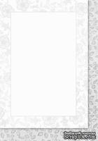 Двусторонняя подложка от Galeria Papieru, 10х14,5см, цвет фиолетовый - KP-06