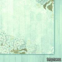 Лист бумаги от Galeria Papieru - Uslane Rozami II 01, 30,5x30,5 см - ScrapUA.com
