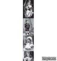 Двусторонний лист с картинками от Galeria Papieru, 5х30 см, GP-vintage1, 1 шт.
