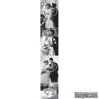 Двусторонний лист с картинками от Galeria Papieru, 5х30 см, GP-vintage2, 1 шт.