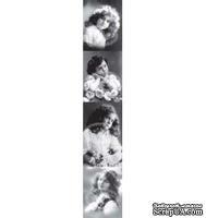 Двусторонний лист с картинками от Galeria Papieru, 5х30 см, GP-vintage3, 1 шт.