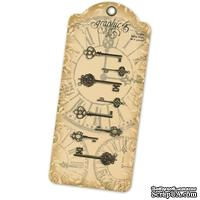 Ключики Graphic 45 - Staples - Ornate Metal Keys