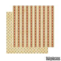 Лист скрапбумаги Graphic 45 - By the Sea - Pier 45, 30х30 см, двусторонняя