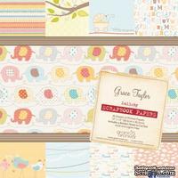Набор бумаги от Grace Taylor - Lullaby,  Колыбельная, 30 листов