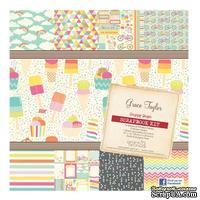Набор бумаги от Grace Taylor - Happy Days, 30х30 см