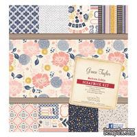 Набор бумаги от Grace Taylor - Modern Cabin, 30х30 см